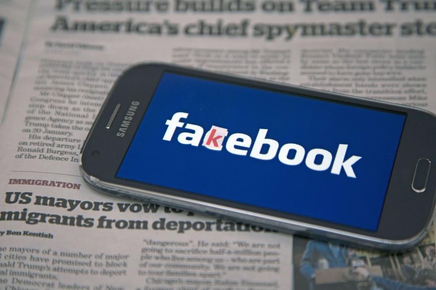 Fake News : Facebook supprime des centaines de pages et de comptes