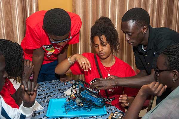 Portrait-  Dr Sidy NDAO, un génie sénégalais en robotique et mécanique