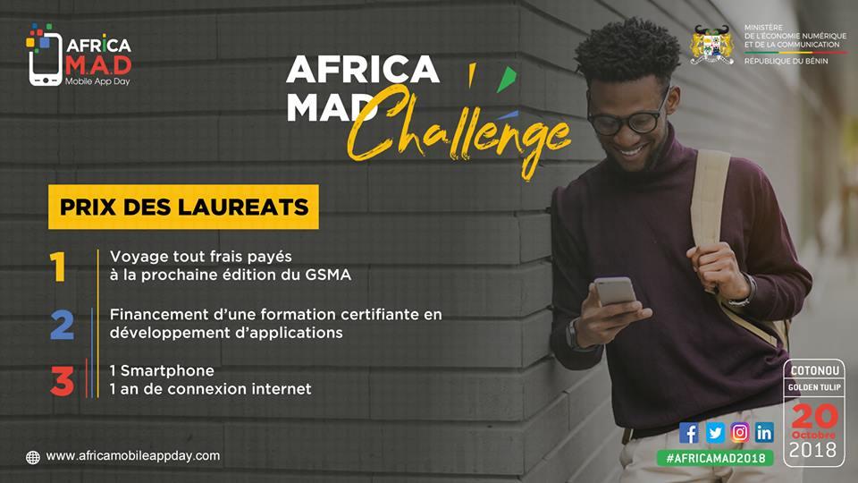 Bénin : Lancement de la 1ère édition du Africa Mobile App Day