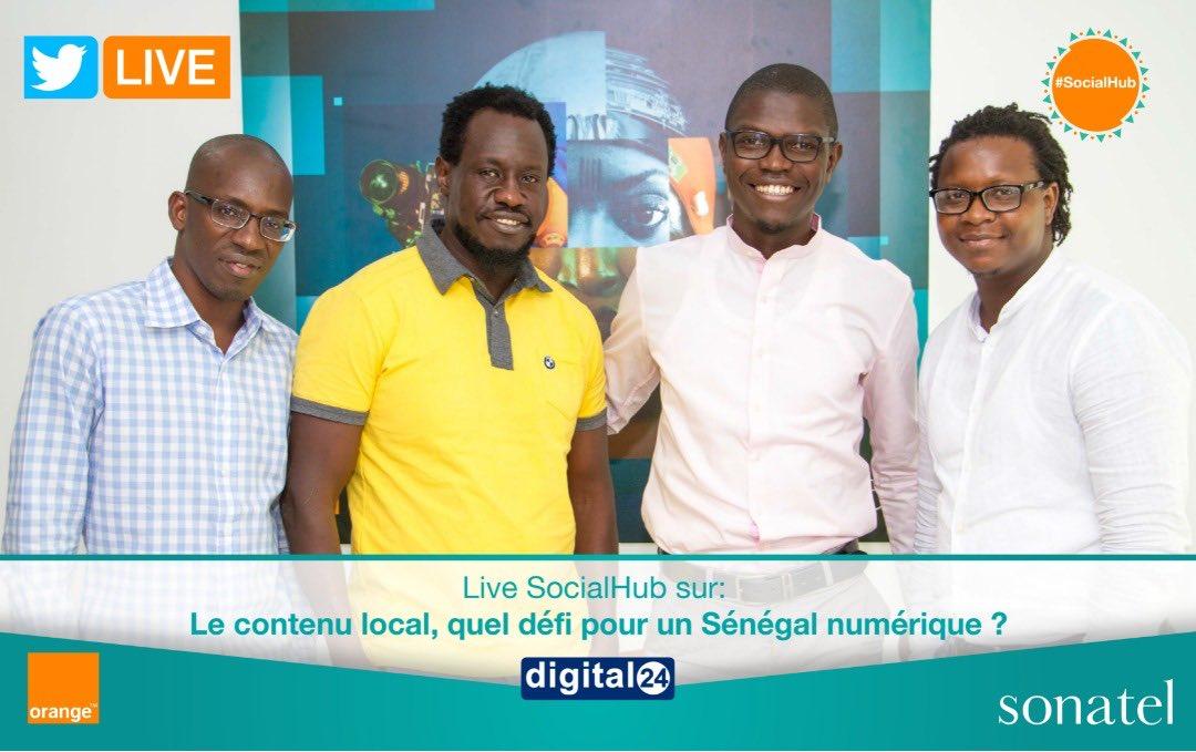 Vidéo- Le contenu local : Quel défi pour un Sénégal Numérique ?