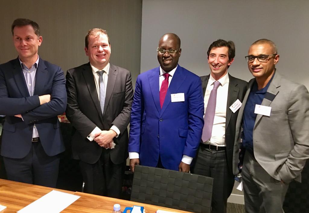 Invité par le Conseil français des investisseurs en Afrique : Abdou Karim SALL étale ses talents de régulateur à Paris.