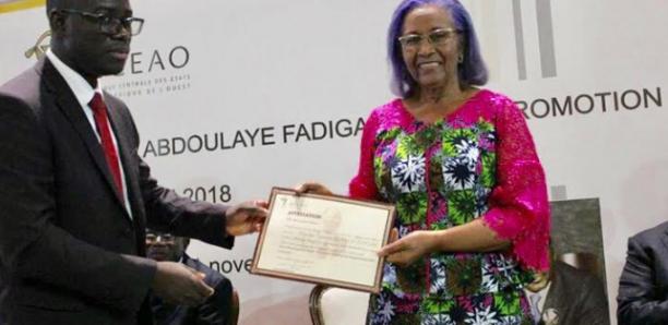 Le Togolais Gammadigbe, lauréat du Prix Abdoulaye Fadiga de la Bceao