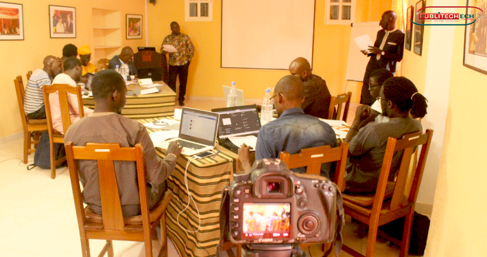 Monitoring des réseaux sociaux en période Électorale : Des blogueurs sénégalais en conclave à Gorée