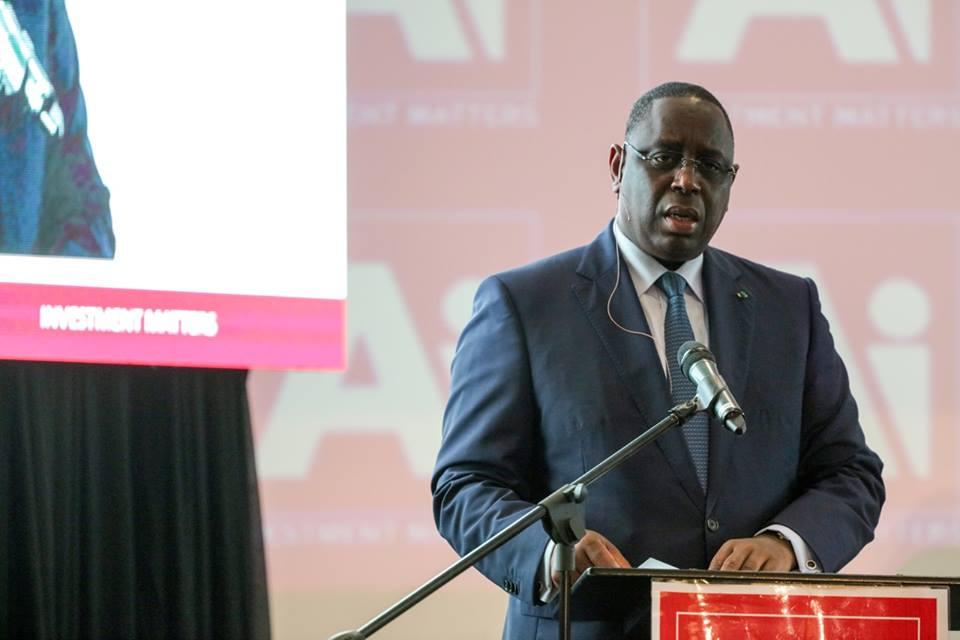 Cybercriminalité :  Macky Sall prône une stratégie de garde-fous en Afrique