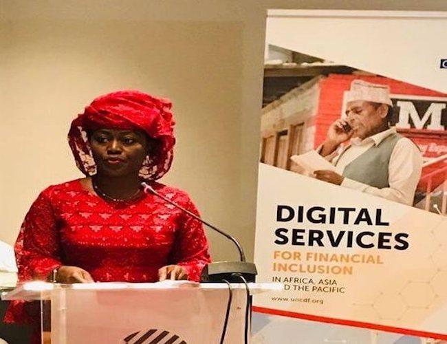 Aminata Angélique Manga : «les technologies mobiles accélèrent l'inclusion financière»