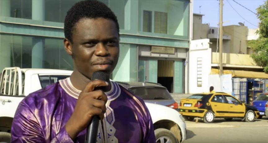 A la découverte d'Abdoulaye Sangoné Diouf , le jeune sénégalais qui a conçu le premier jeu vidéo sur la lutte sénégalaise