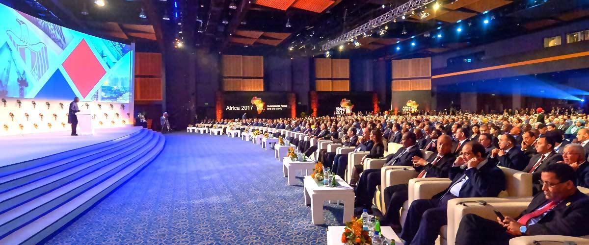 Forum Africa 2018 d'Egypte : Les jeunes et les femmes seront au centre