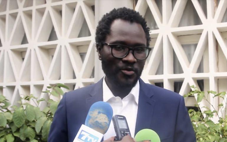 """Cheikh Fall , activiste: """"l'article 27 du nouveau code du numérique viole la neutralité du web"""""""