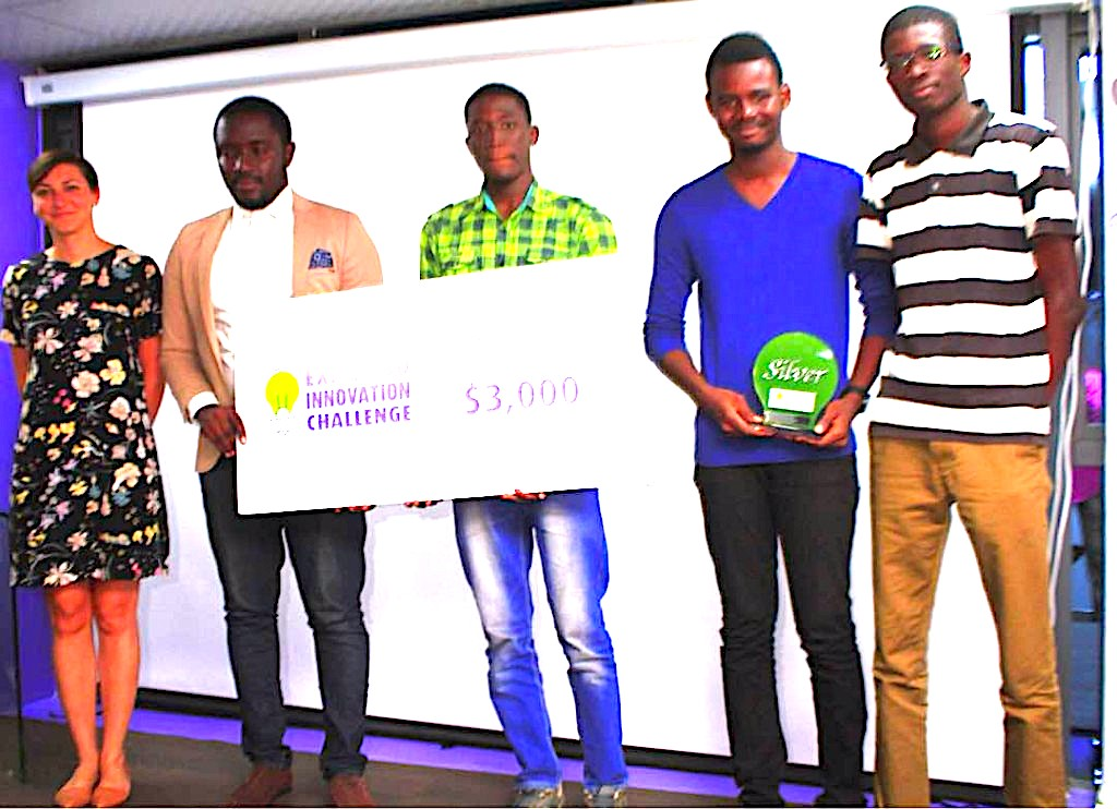 Sunubus, seule startup africaine à la finale internationale d'Atos IT Challenge