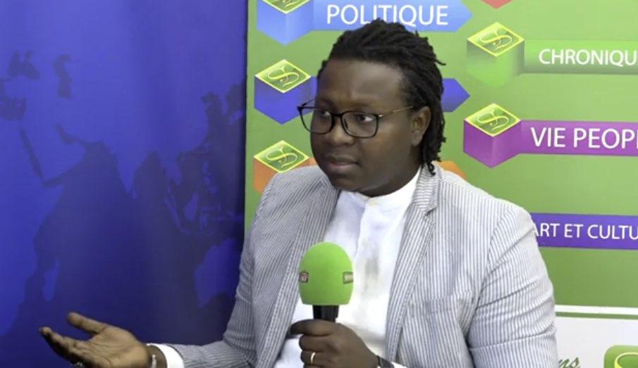 """(VIDÉO) Basile Niane, web entrepreneur : """"comment les jeunes africains se font « voler » les projets ?"""""""