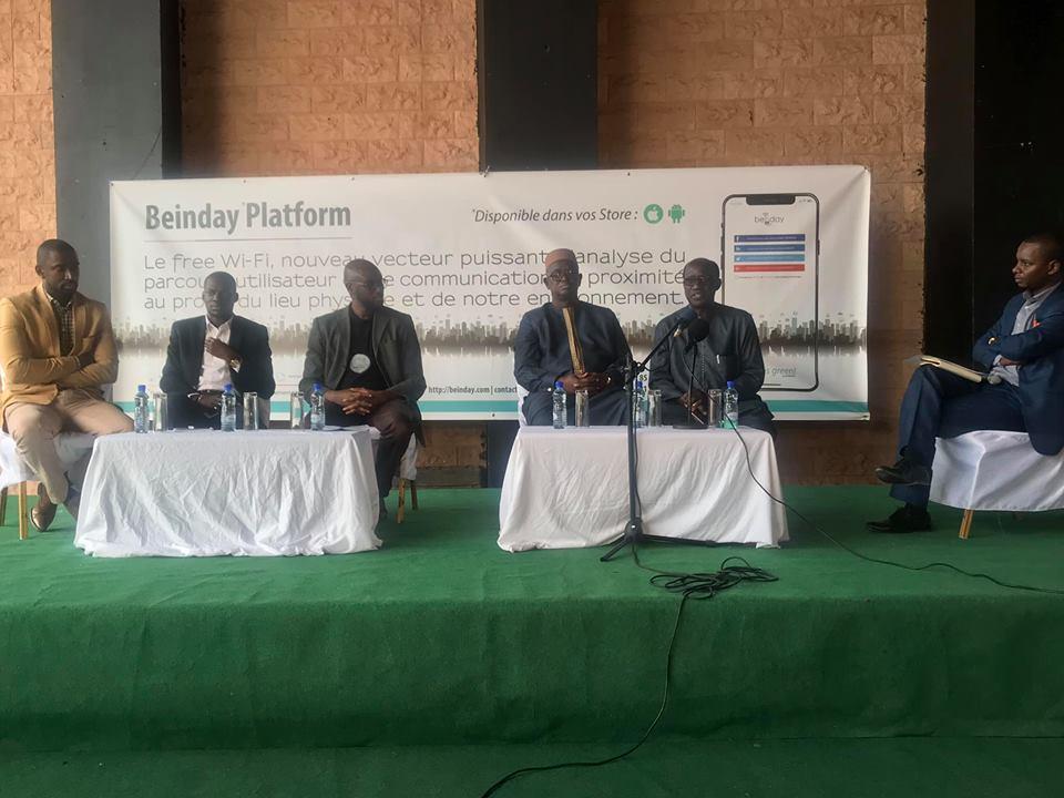 Lancement du premier point d'accès Wi-Fi gratuit outdoor en Afrique de l'Ouest
