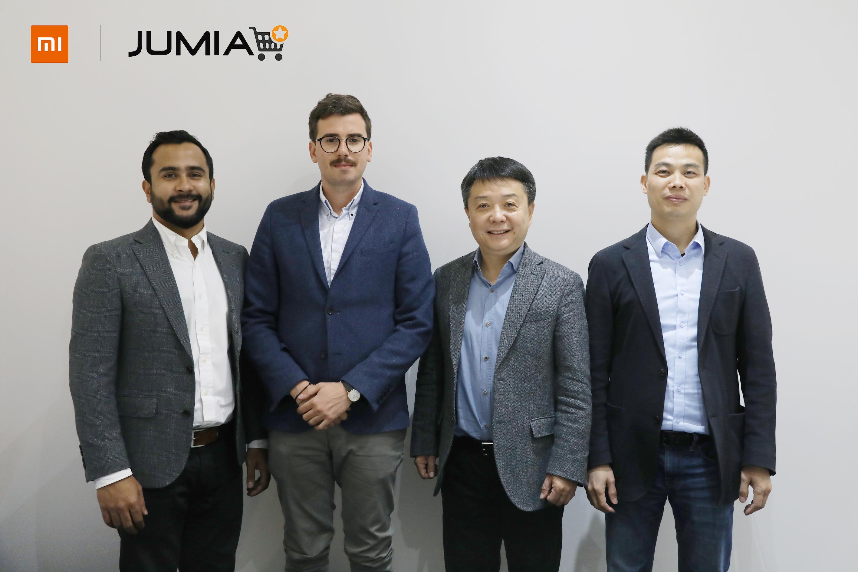 Jumia et Xiaomi veulent accélérer la pénétration des smartphones en Afrique