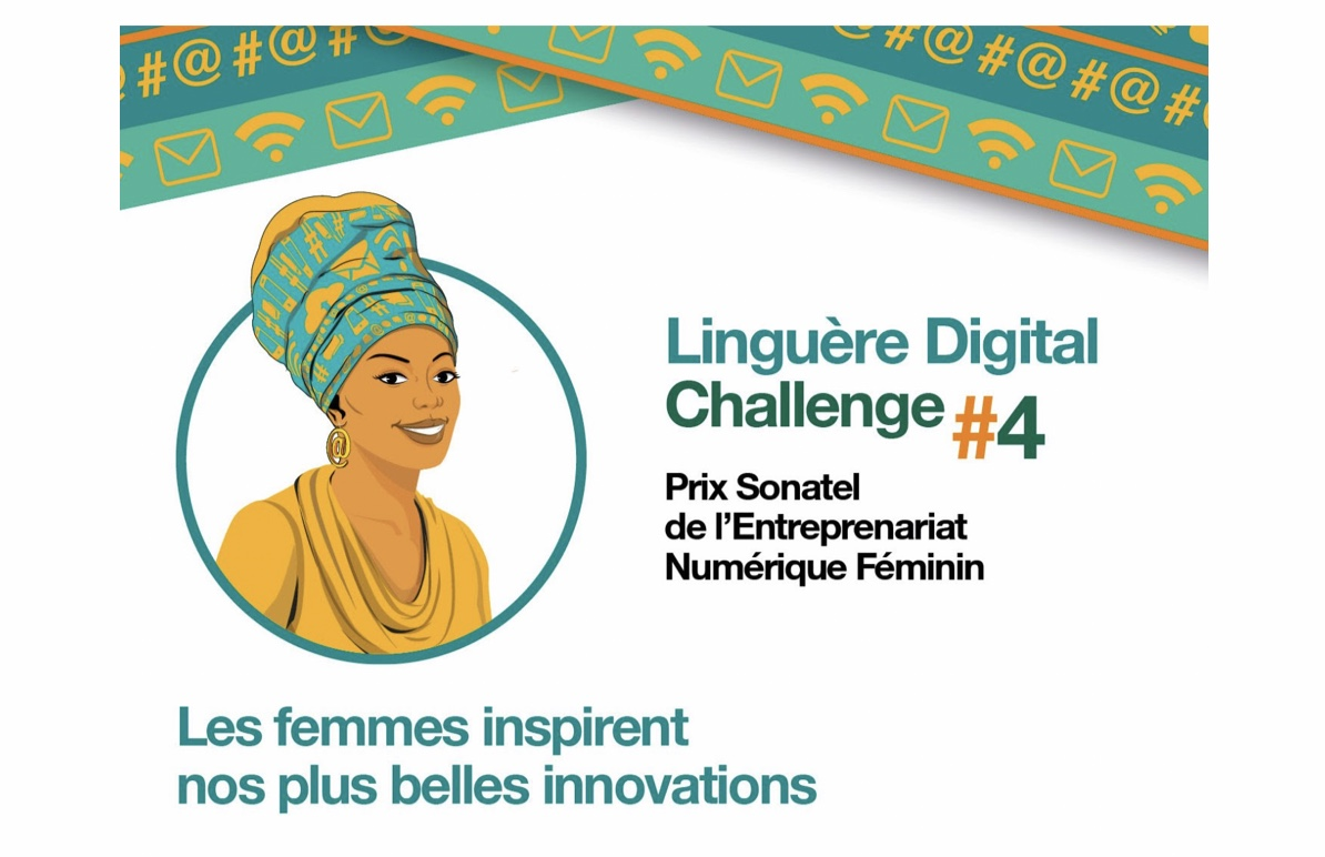 Entreprenariat numérique féminin: Remise des Prix aux lauréates du Linguère Digital Challenge