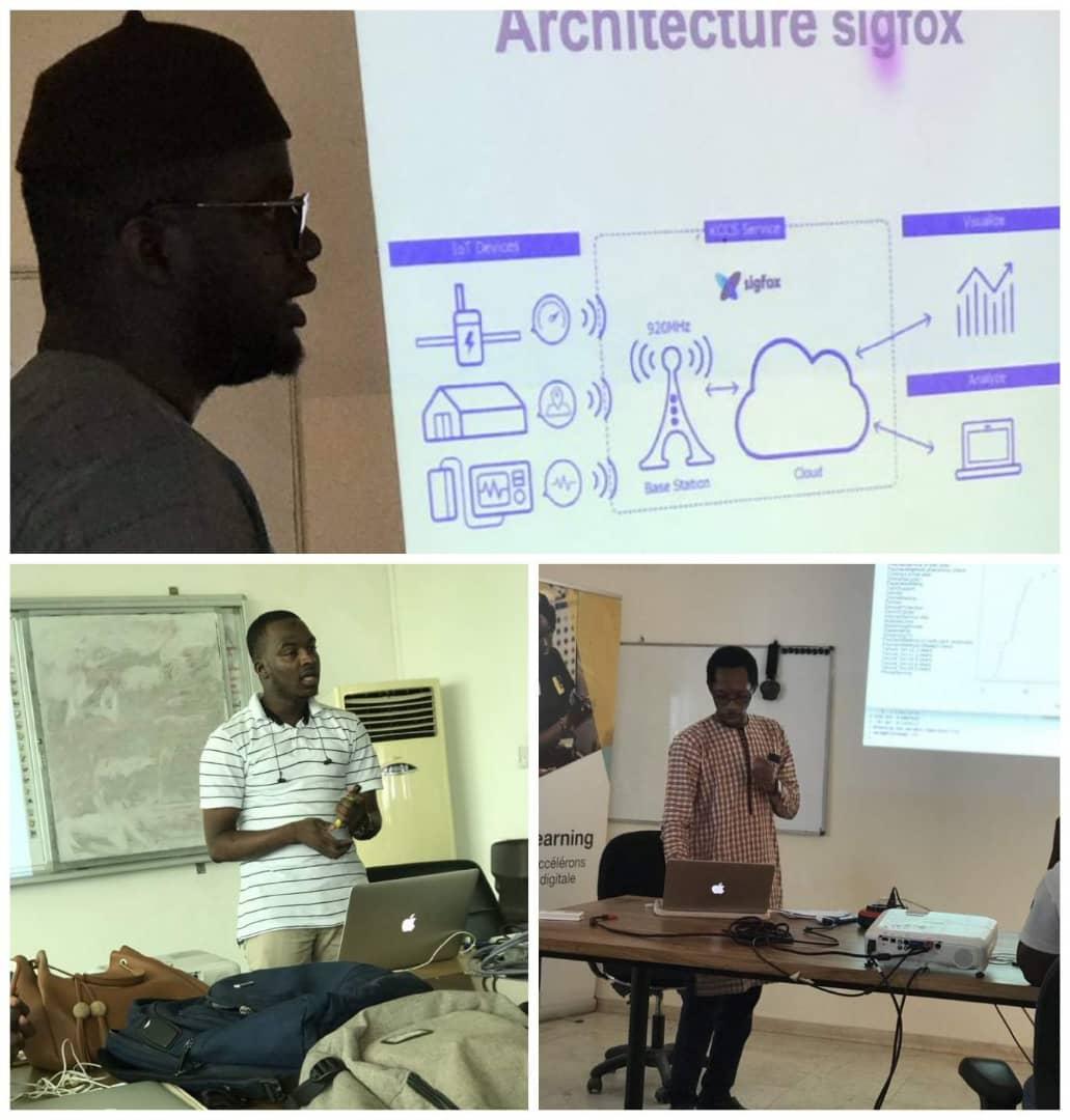 GalsenAI : la communauté sénégalaise des passionnés des data sciences et de l'IoT