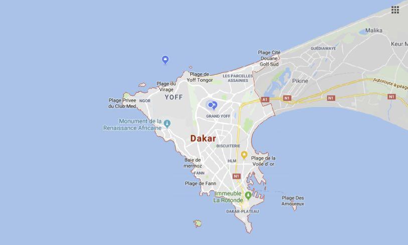 Système d'adressage : 224000 bâtiments déjà numérotés à Dakar pour booster le commerce électronique