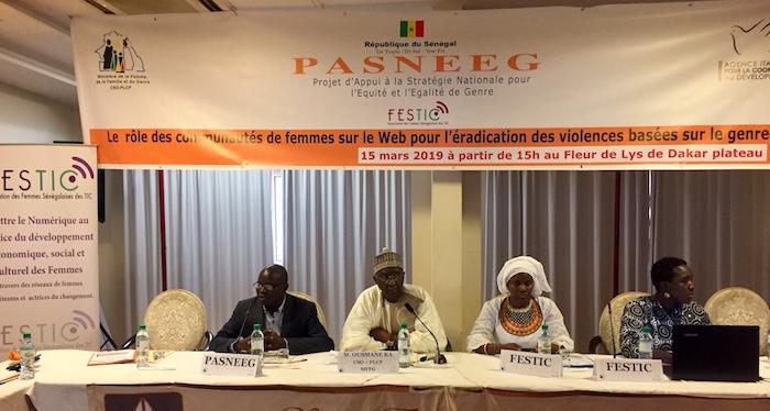 Eradication des VGB sur le web : des associations féminines s'engagent