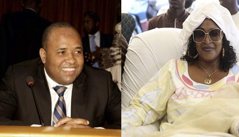 """Passation de service au MENT: Abdoulaye Bibi Baldé """"connecte"""" Ndeye Tiké Ndiaye Diop"""