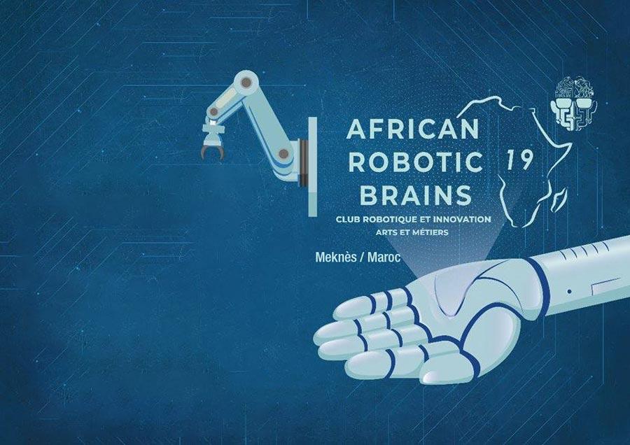 African Robotic Brains, une compétition robotique au Maroc