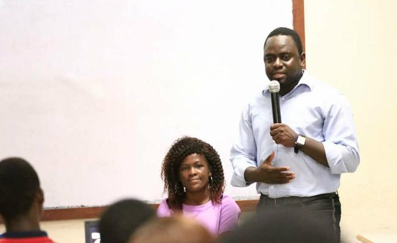 """Pape BA GAHN: """"les entrepreneurs doivent s'orienter vers l'agriculture et les services mobiles"""""""