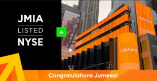 """Jumia, l''amazon africain """" du E-commerce fait son entrée à la bourse de New-York"""