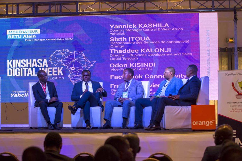 Kinshasa Digital Week – La transformation numérique en RDC a démarré