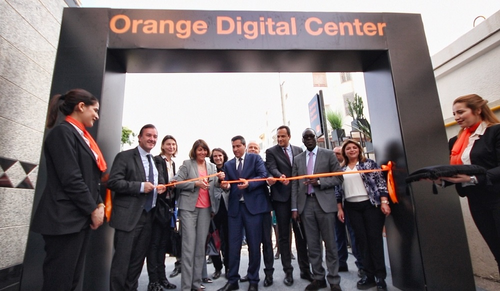 Tunis: 1er Orange Digital Center pour accélérer et financer les startups