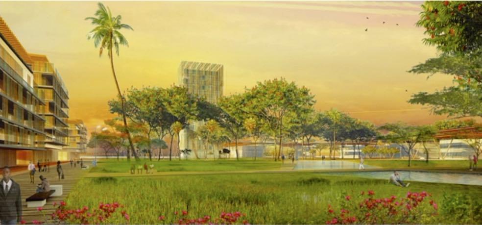 Parc des Technologies Numériques : la première phase livrée début 2021
