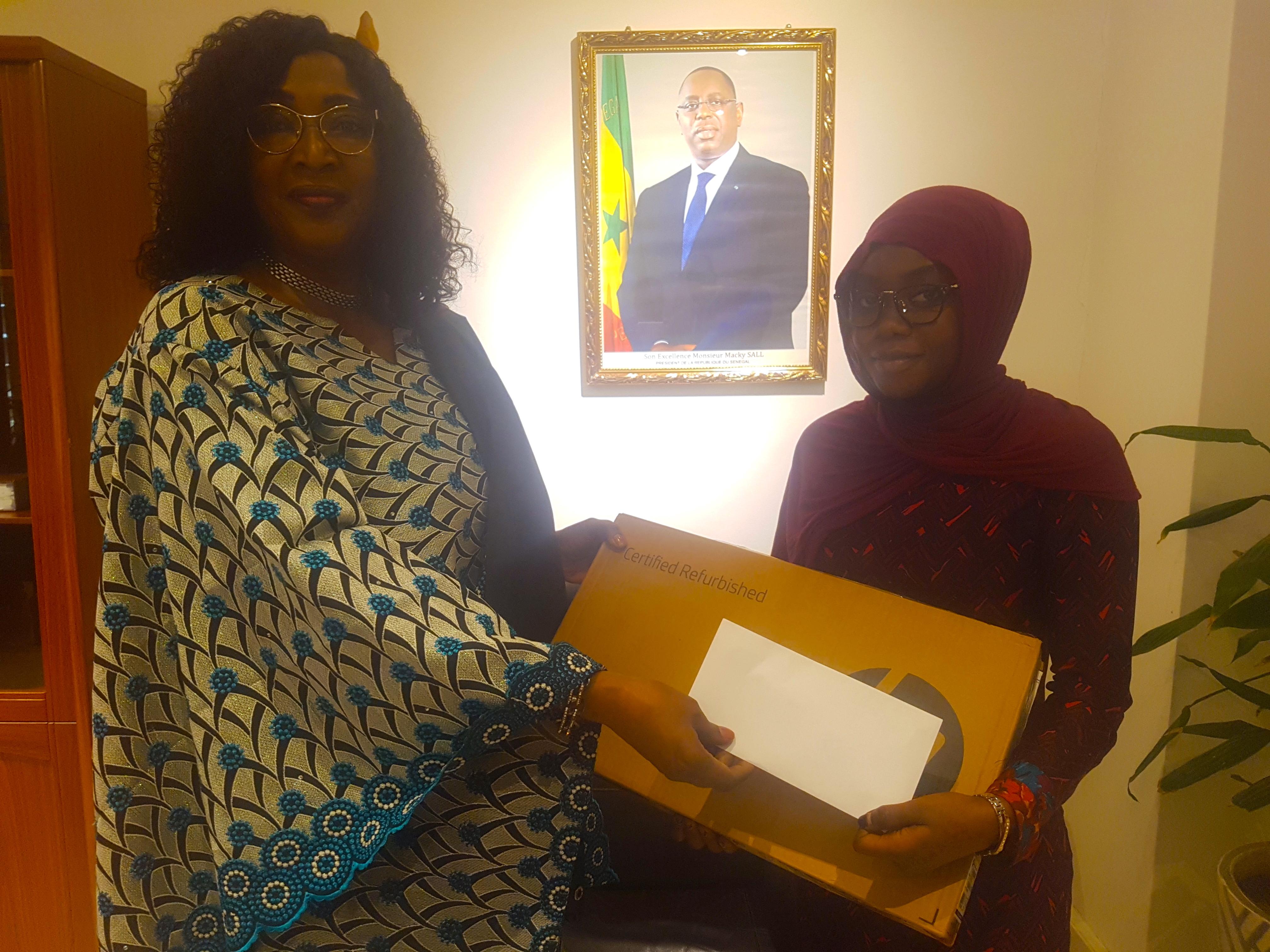 Transform Africa Summit: Ndèye Fatou FALL va défendre le Sénégal au Miss Geek Africa à Kigali