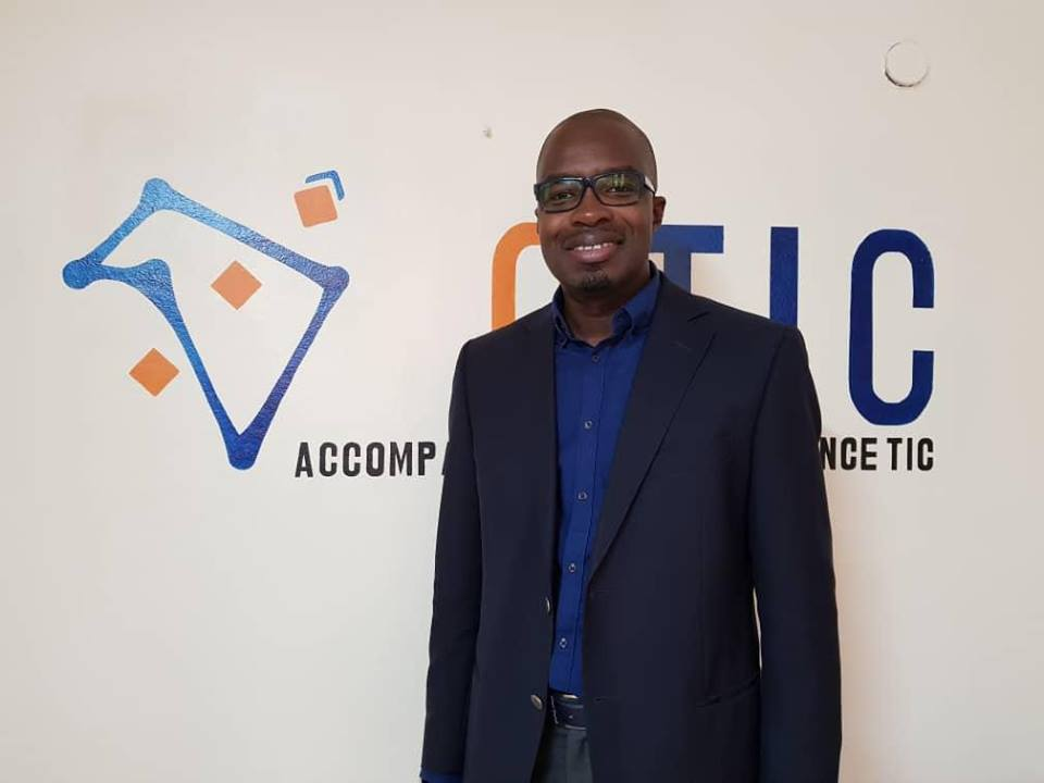 Raymond Mendy DG de CTIC plaide pour la montée en puissance de la presse en ligne dans l'économie Numérique