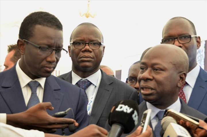 Baidy Agne, président CNP : » le numérique est un enjeu de gouvernance économique, sociale et culturelle»