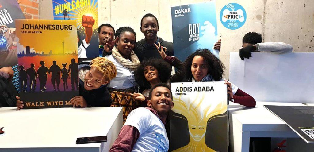 Enter Africa : Un concours de gamification des défis pour changer l'avenir de l'Afrique