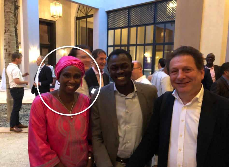 Fatoumata Sarr Dieng parmi  les 50 femmes les plus influentes au monde dans le numérique