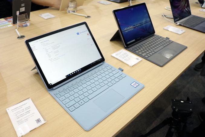 MateBook E : Huawei prépare le lancement d'un ordinateur hybride