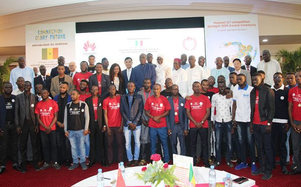 Huawei, un acteur engagé pour le développement économique du Sénégal