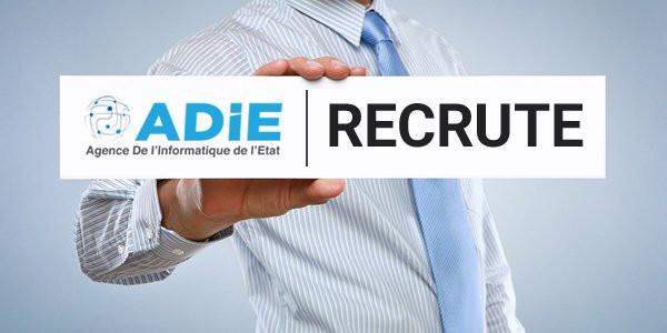 Programme Smart Sénégal : L'Agence De l'Informatique de l'Etat (ADIE) recrute