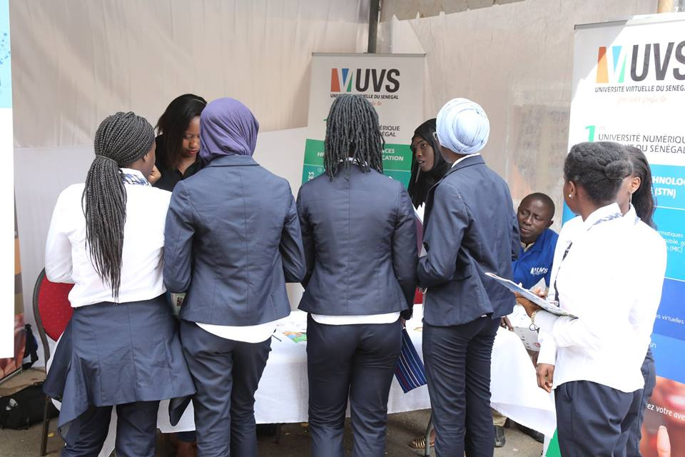 L' UVS recrute un Responsable du développement des ressources financières/Fundraising