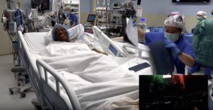 Un drone, livre pour la première fois un organe et sauve un patient