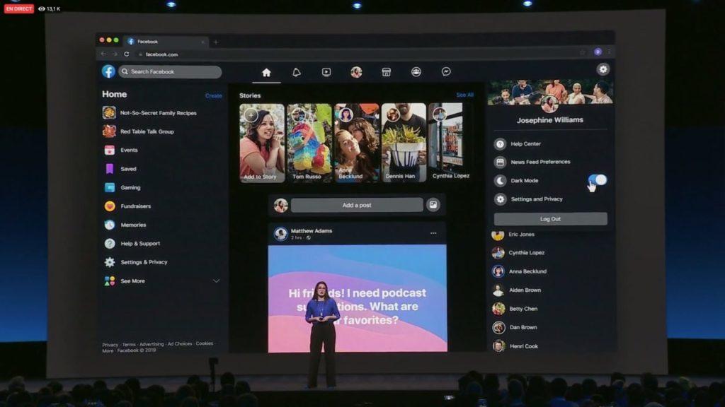 F8: Facebook fait peau neuve et change de design