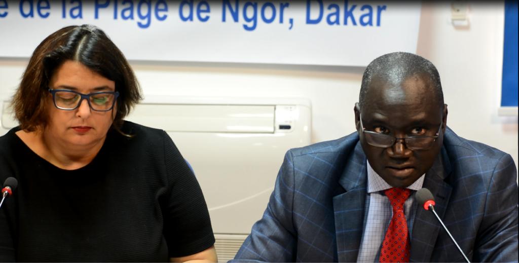 Mor Ndiaye MBAYE : » il faut une synergie des acteurs pour lutter contre la fracture numérique»