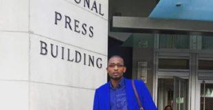 National press Cheikh Bamba Ndao