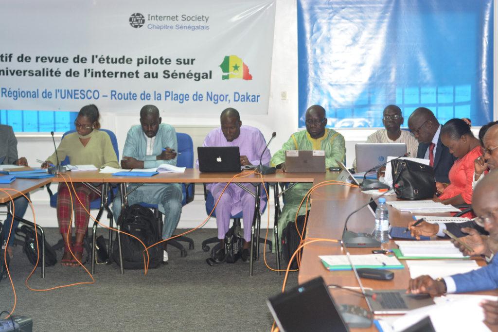 Universalité d'internet : Le Sénégal élabore sa feuille de Route