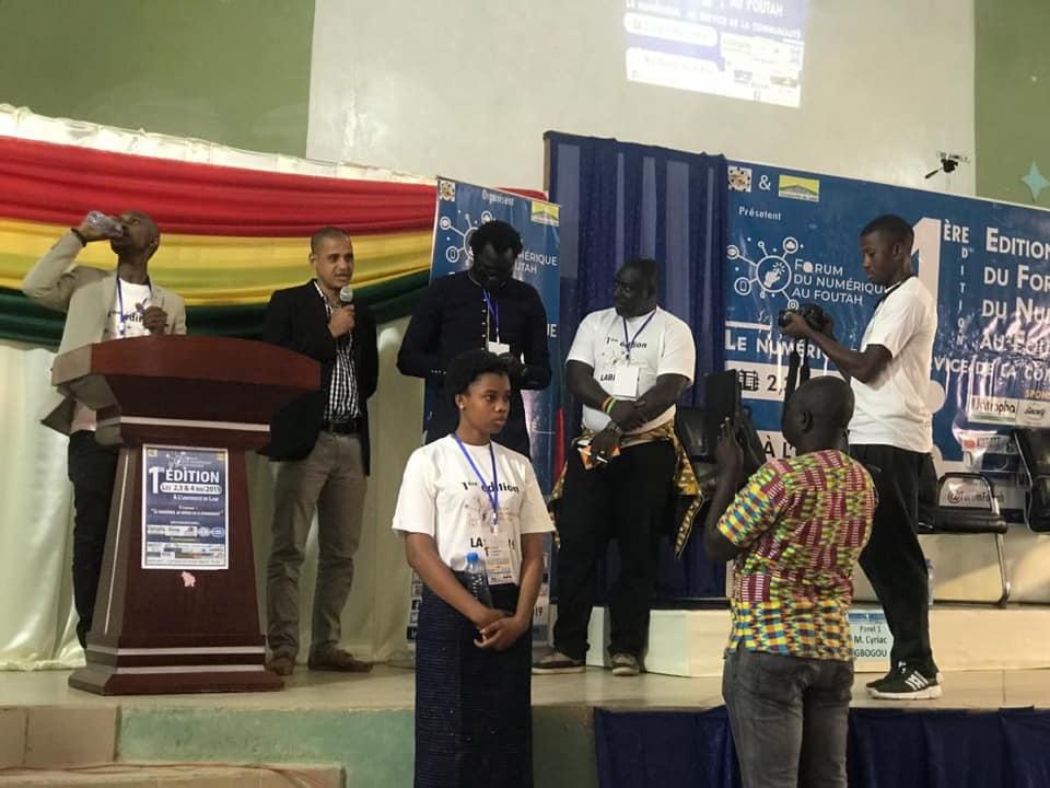 Guinée : Ouverture de la 1ère édition du Forum du Numérique du Foutah ( (FONUF)