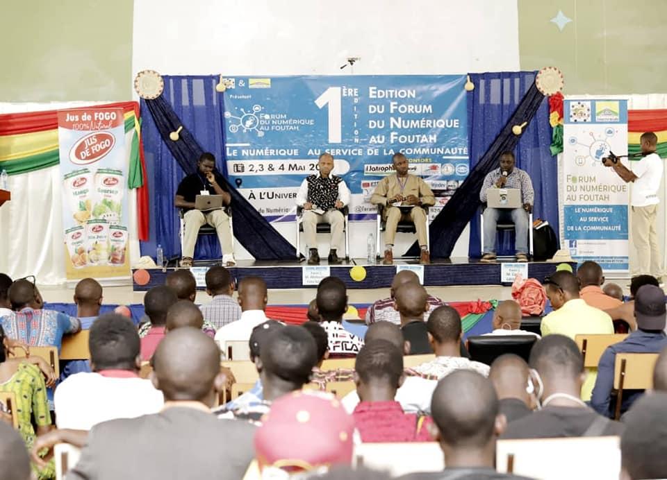 Forum du numérique au Foutah : la Guinée à l'heure de la digitalisation
