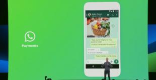 Facebook F8 2019, le débrief: WhatsApp intègre le paiement mobile