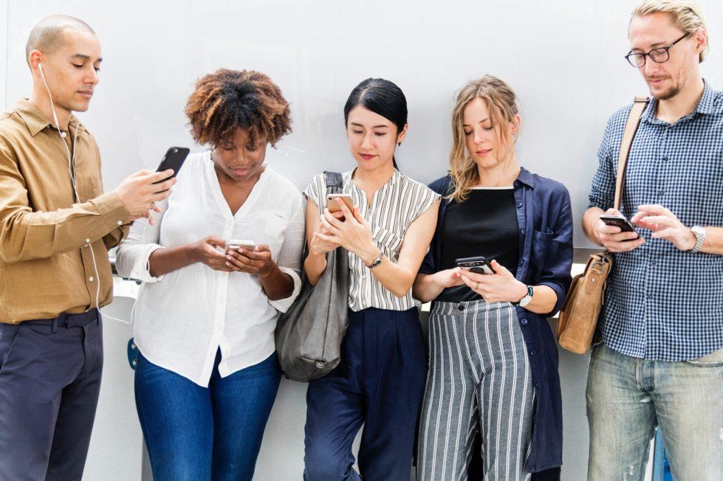 Abonnement: le mobile dépasse le nombre d'humains dans le monde