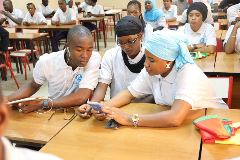 Présentation d'une étude inédite sur l'usage des jeux vidéos en Afrique