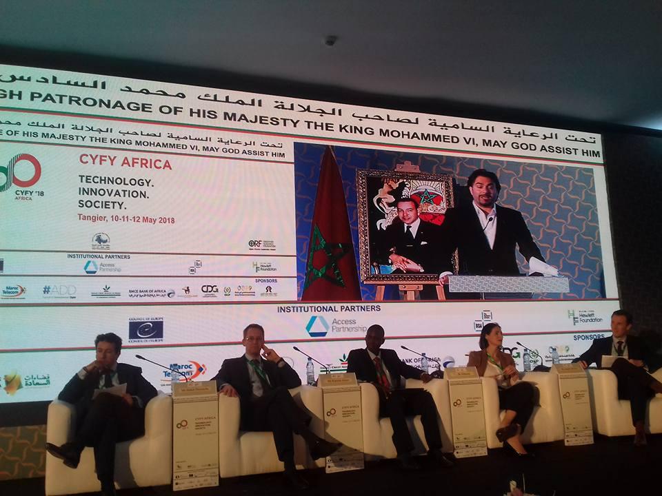 CyFy Africa 2019 : 200 conférenciers en conclave à Tanger