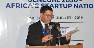 Son Excellence Roï Rosenblit, Ambassadeur de l'Etat d'Israël à Dakar