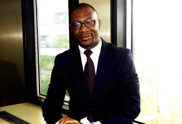 Israël Guébo, premier africain à intégrer le Conseil d'administration de l'Ecole de journalisme de Lille