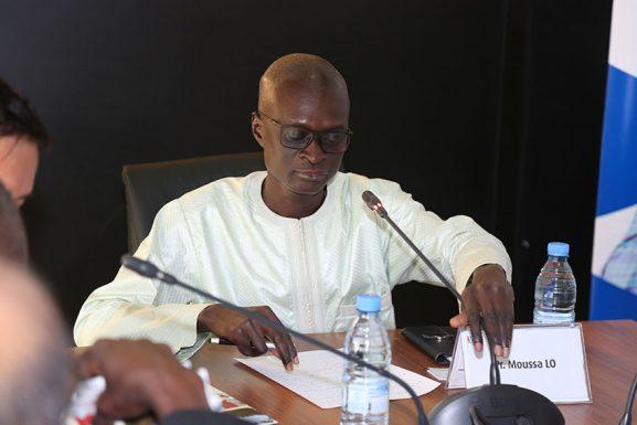 UVS : le Coordinateur et Oumar Pène en conférence de presse